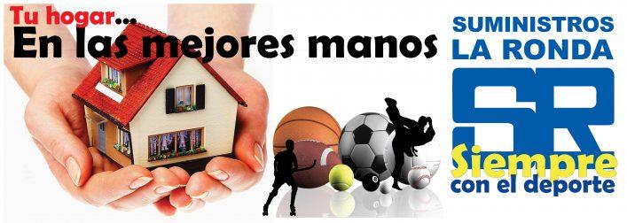 cartel apoyo al deporte