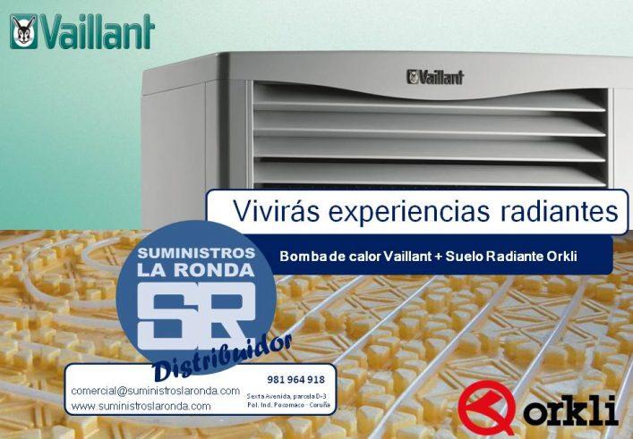 Anuncio Especiol EFICIENCIA ENERGETIA ORKLI+VAILLANT+SLR
