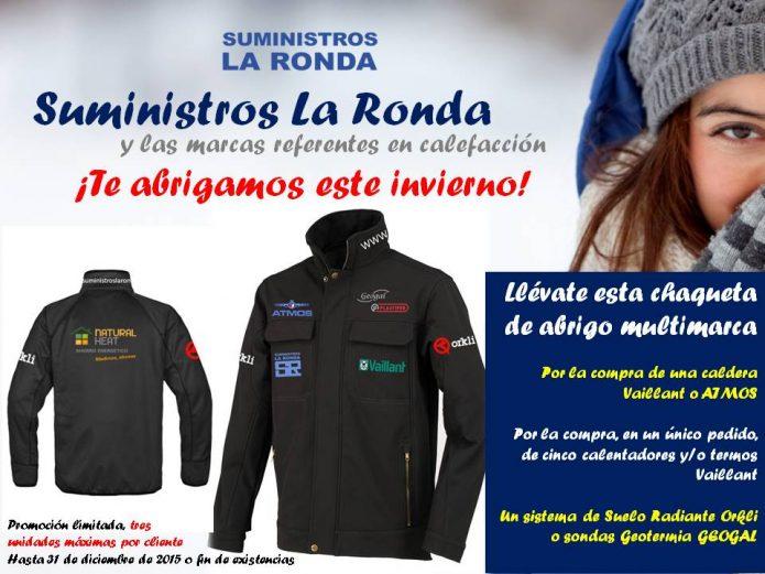 chaquetas multimarca promo SLR