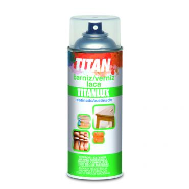Spray barniz  satinado  200ml
