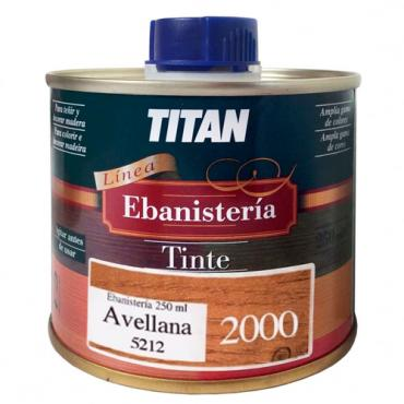 Tinte 2000 avellana 250ml