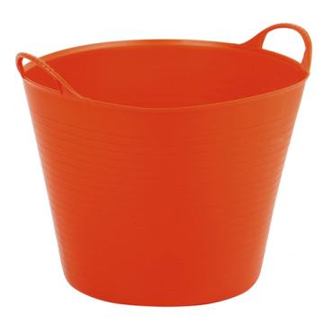 Cubo flexible SP 26L(Naranja)