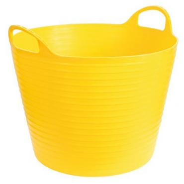 Cubo flexible SP 40L(Amarillo)