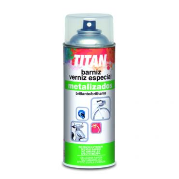 Spray barniz esp. metalizados  200ml
