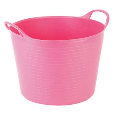 Cubo flexible SP 40L(Rosa)