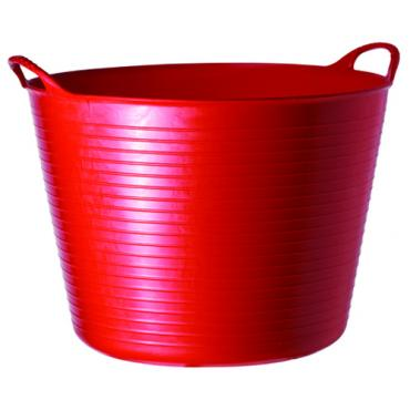 Cubo flexible SP 40L(Rojo)