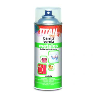 Spray barniz  metal  200ml