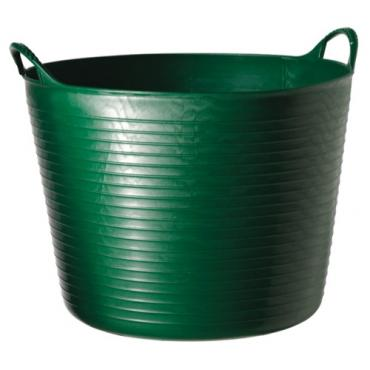 Cubo flexible SP 40L(Verde)