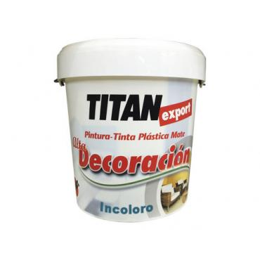 Titan export base serv.inco.  15l