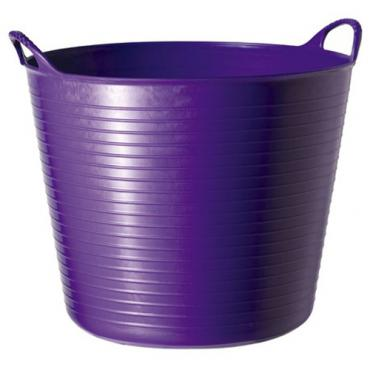 Cubo flexible SP 26L(Morado)
