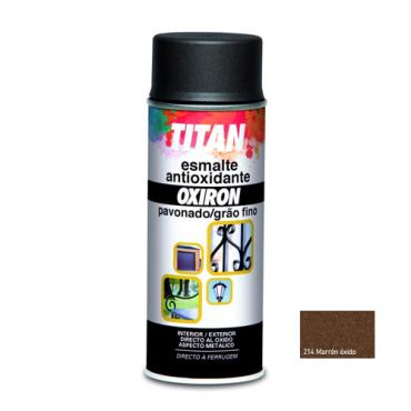 Spray oxiron p. marrón 400ml